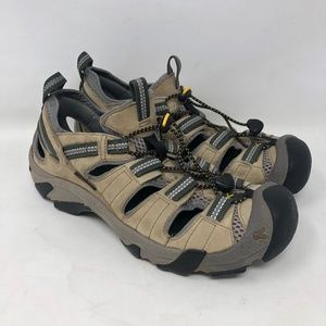 Keen Tan Leather Newport Sandals 8.5 Womens